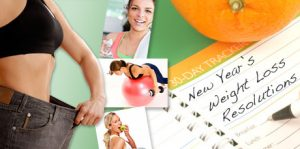 Keeping weight loss resolutions