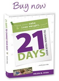 21 days to change your body book