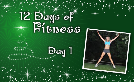 12 Days of Fitness 1: Keep Exercise Fun