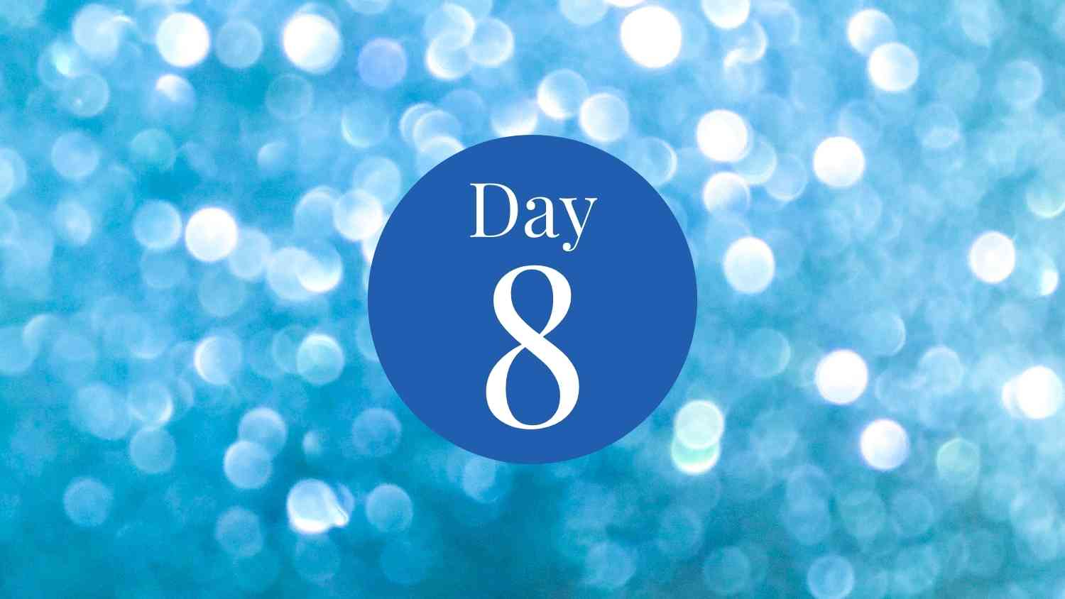 12 days of fitness day 8
