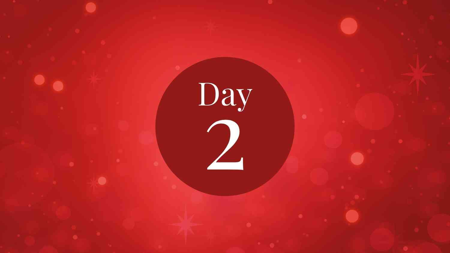 12 days of fitness day 2