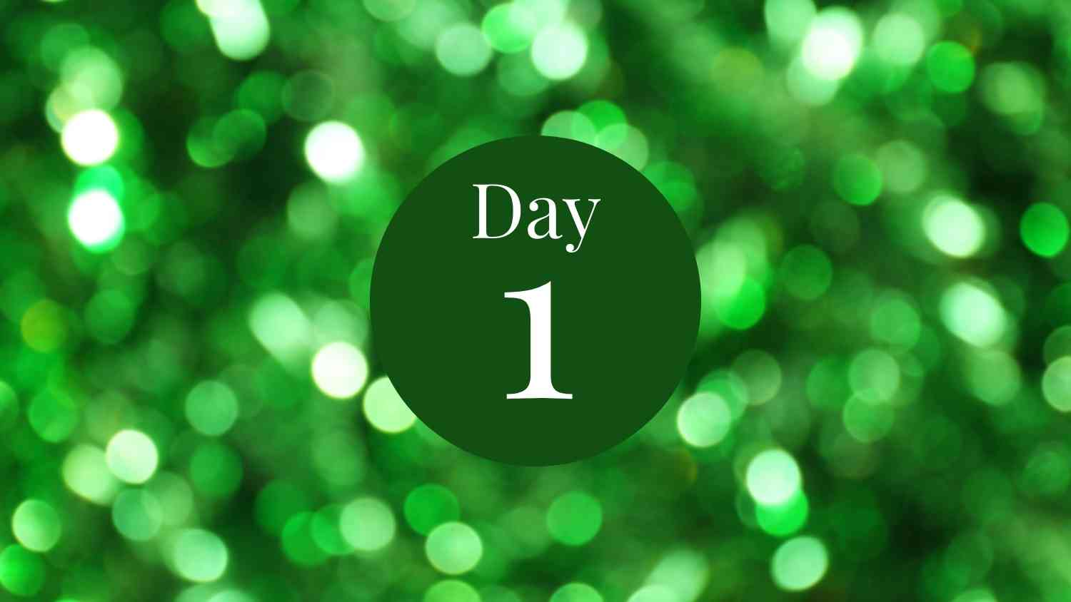 12 days of fitness day 1