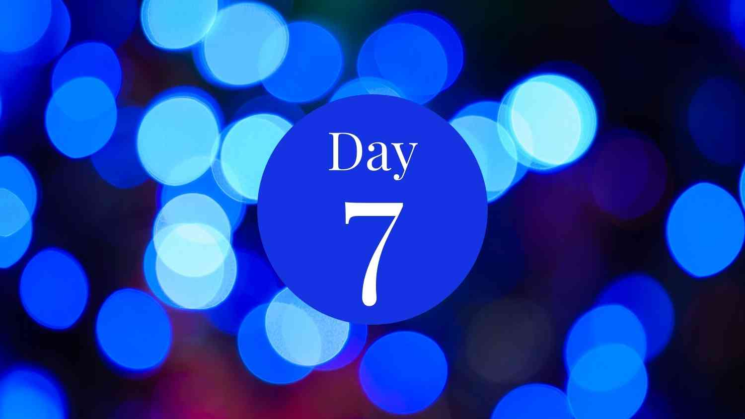 12 days of fitness day 7