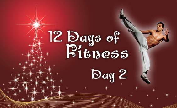12 Days of Fitness 2: Making the Impossible Possible