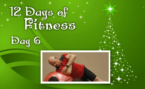 12 Days of Fitness 6: (Fitness) Games People Play