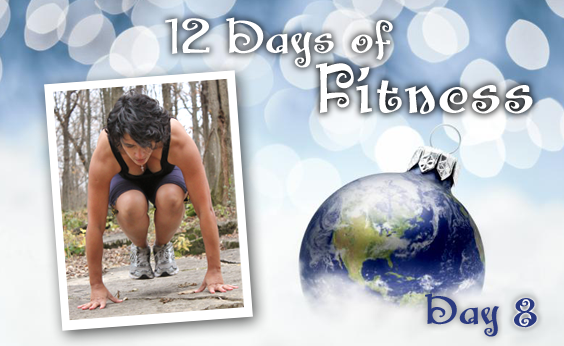 12 Days of Fitness 8: No 'One-Hit' Wonders With Weight Loss