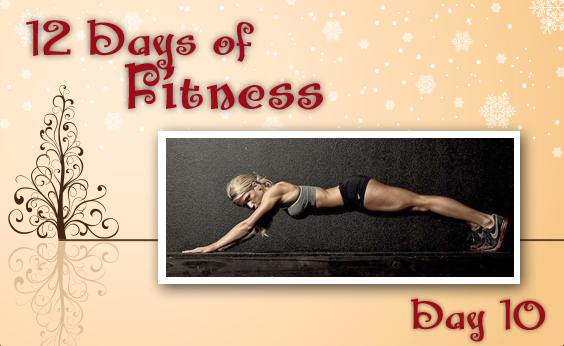 12 Days of Fitness 10: HIIT Your Fat Stores Where It Hurts