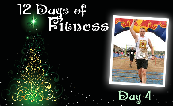 12 Days of Fitness 4: Quickie Time