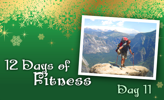 12 Days of Fitness 11: The Secret Rewards of Hiking