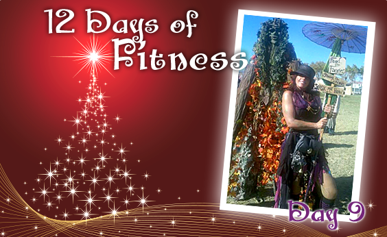 12 Days of Fitness 9: Attitude Change Causes 100 Lb Weight Loss