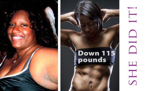 Elizabeth Lost 115 Pounds…and She Eats Bread