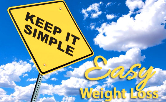 Weight loss simple tip