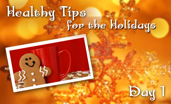 Easy Healthy Holiday Tips