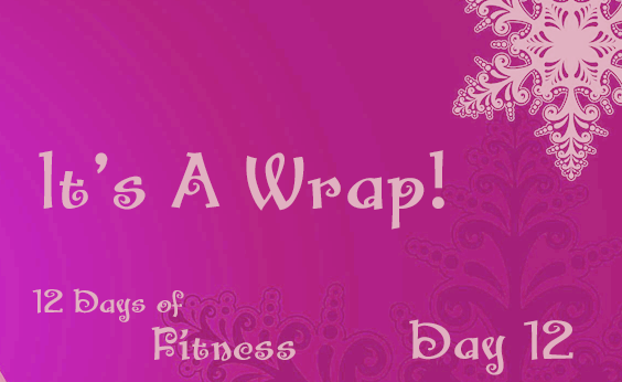 12 Days of Fitness Tips
