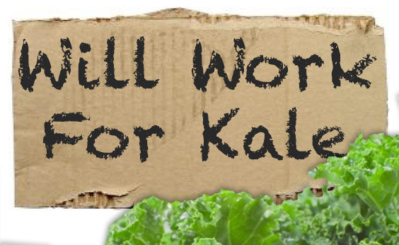 Healthy way to eat kale