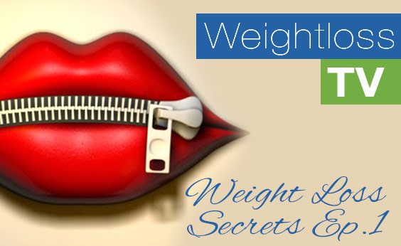 Weight Loss Secrets Episode 1 – Shhh