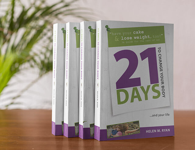 21 Days to Change Your Body (and Your Life) book covers