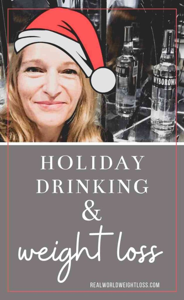 Holiday Alcohol & Weight Loss