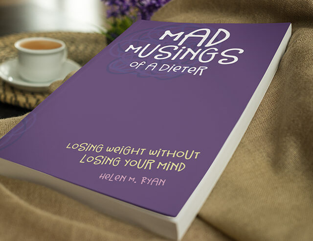Mad Musing Dieter Book Cover